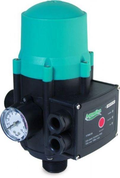 контроллер давл электр 1.1кВт ?1 авт поиск воды + рег давл вкл 1.5-3.0 bar Aquatica 779534