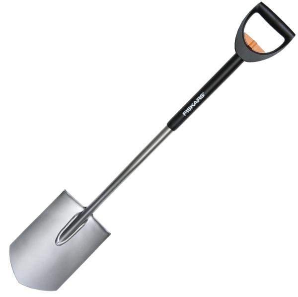 Сад.инстр.руч. fiskars лопата телескопическая штыковая