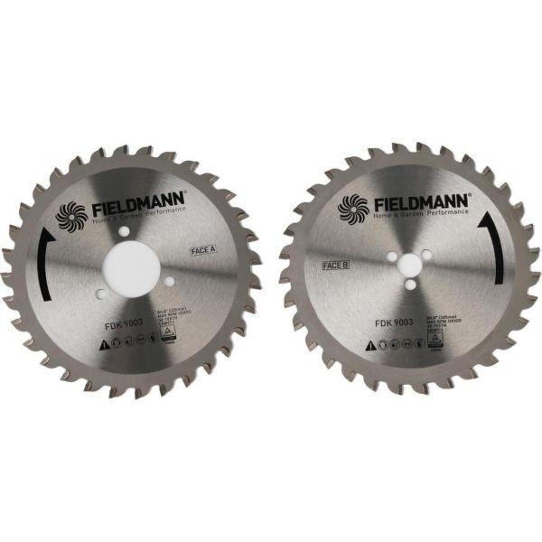 Диск Fieldmann отрезной fdk 9003, комплект (fdk9003)