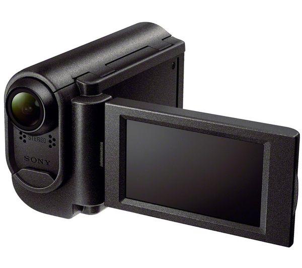 Бокс aka-lu1 с поворотным ЖК-экраном для экшн-камер Sony <укр>