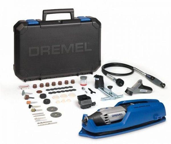 Многофункциональный инструмент Dremel 4000-4/65 ez (f0134000jt)