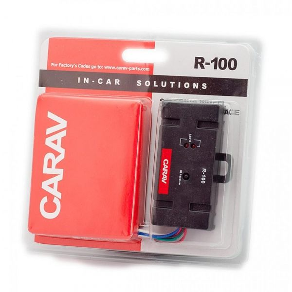 Адаптер кнопок на руле carav carav r-100