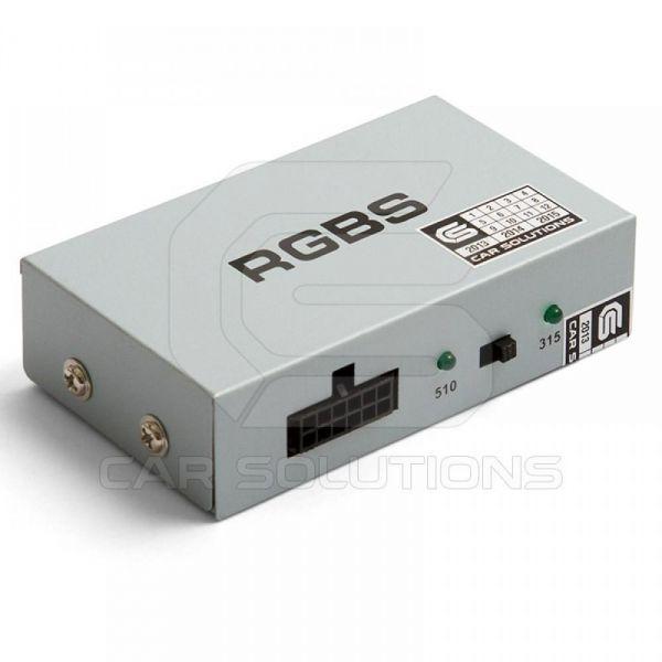 Адаптер подключения нештатной камеры Volksvagen для rcd510/rns315/rns510 840982