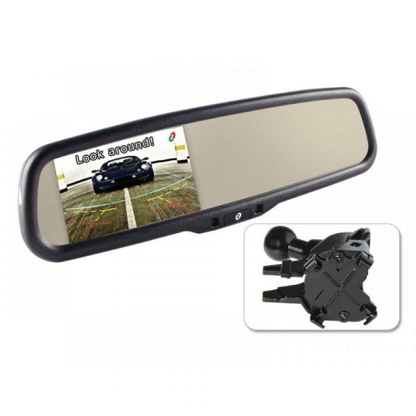 gazer Зеркало заднего вида Gazer mm510 Skoda Oktavia a7