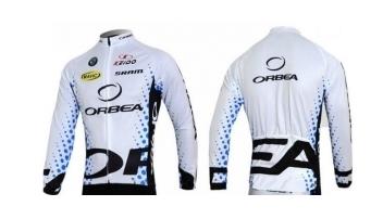 orbea Велокуртка Orbea Fitness m белая