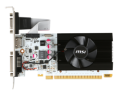 Видеокарта MSI GeForce GT730 OC, 1Gb DDR5 (N730K-1GD5LP/OCV1)