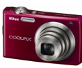 Nikon Coolpix S230 Red