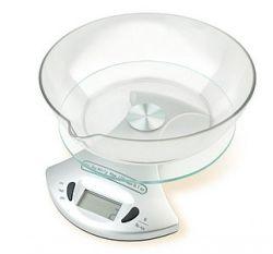 Весы кухонные ZELMER 34Z051 silver