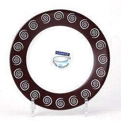 Тарелка десертная LUMINARC SIROCCO BROWN 19.5см h4884