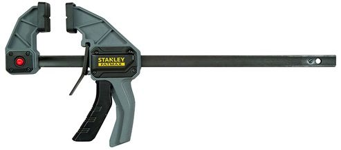 Струбцина Stanley триггерная 300мм, усилие сжатия 135кг