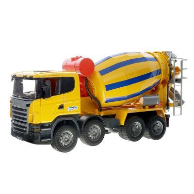 Спецтехника Bruder Бетономешалка Scania м1:16 (3554)