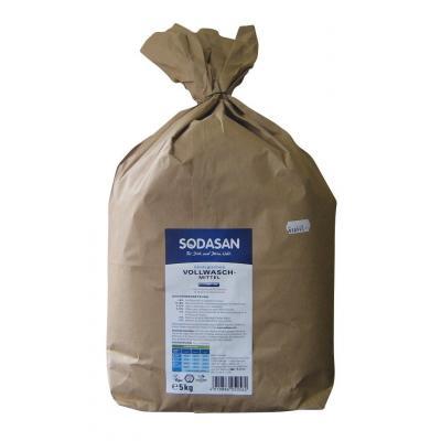 sodasan Стиральный порошок Sodasan Heavy Duty 5 кг (4019886050562)