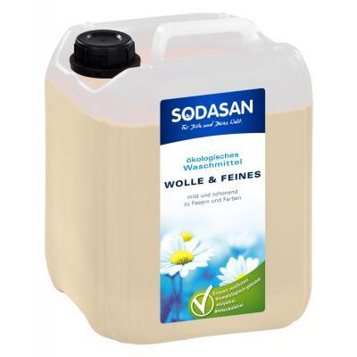 sodasan Жидкий порошок Sodasan Woolen Wash 5 л (4019886000482)