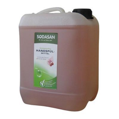 Средство для мытья посуды Sodasan Гранат 5 л (4019886022590)