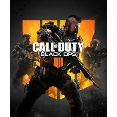 Игра Activision Blizzard Call of Duty: Black Ops 4 (cod-bo-4)