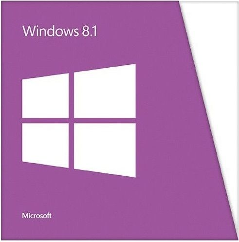 MS Windows 8.1 sl 64-bit Russian dvd oem (4hr-00205)