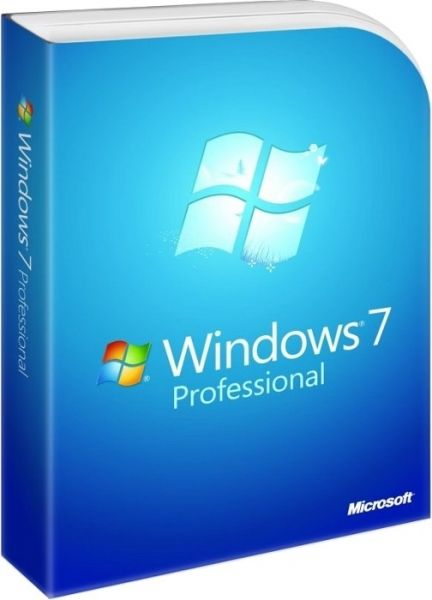 MS Windows 7 Professional sp1 64-bit Russian dvd oem (fqc-04673)
