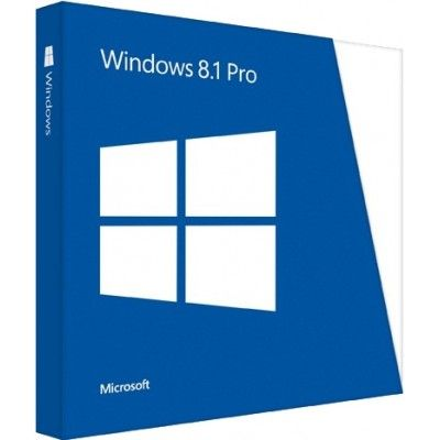 MS Windows 8.1 Professional 32/64-bit Russian dvd box (fqc-07350)