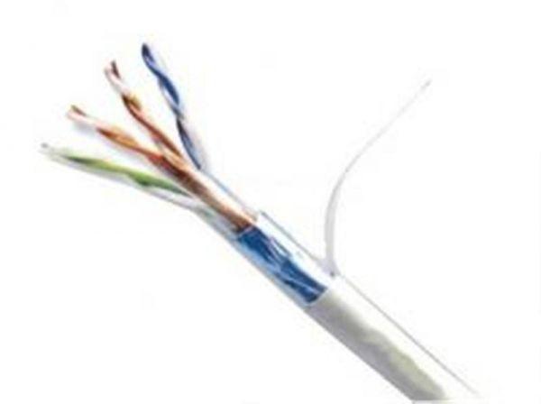 Кабель витая пара Standart ftp 5е ATcom ( бух.305м) 4х2х0,48мм ,cca