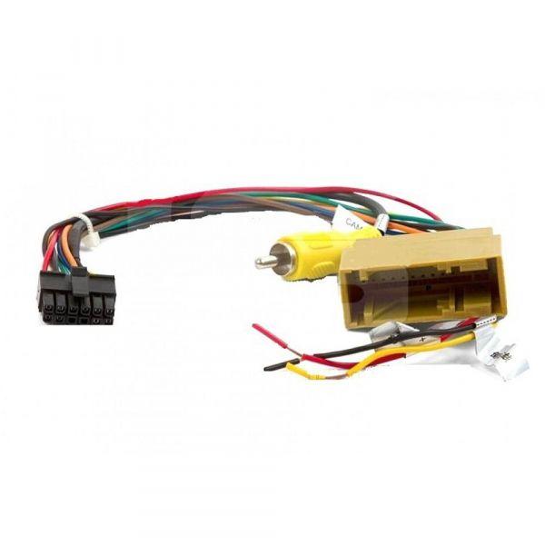 Адаптер для подключения штатной камеры Car Solution в Volkswagen / Skoda / Seat