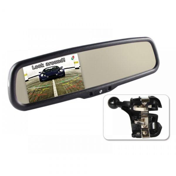 gazer Зеркало заднего вида Gazer mm509 vw, Skoda