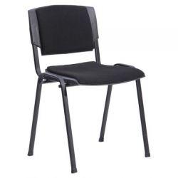 Офисный стул AMF Призма черный Розана-100