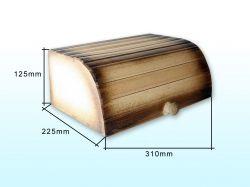 Хлібниця дерев яна Маленька ТМ ЧЕРНІВЦІ