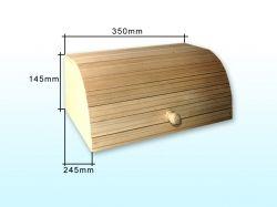 Хлібниця дерев яна Середня ТМ ЧЕРНІВЦІ