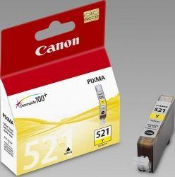 Картридж Canon CLI-521Y (Yellow)