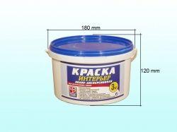 Фарба (Інтер єр) 3,0кг ТМ РОДАcolor