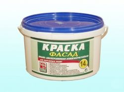 Фарба (Фасадна) 14,0кг ТМ РОДАcolor