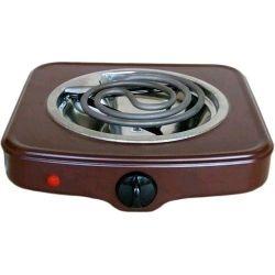 Настольная плита Cezaris ЭПНс 1001 коричневая