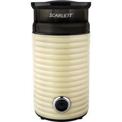 Кофемолка Scarlett SC-CG44502 бежевый