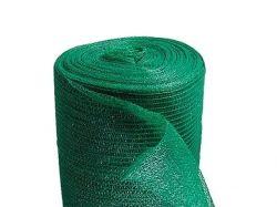 Сітка затінююча 60% затінювання зелена 6 х 50 м ТМ AGREEN