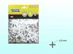 Хрестики дистанц. 2,5мм (150шт) 81-0525 ТМMASTER TOOL