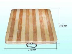 Дошка обробна Бамбук 24*34см VT6-14230 ТМVITOL