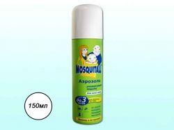 Аерозоль Універсальний захист від комарів 150мл ТМMOSQUITALL
