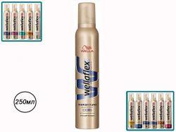 Піна для волосся Екстраcильна Фіксація 4 (Обєм) 200мл ТМWellaFlex