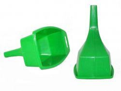 Лійка пластикова прямокутна 7*13см ТМХАРКІВ