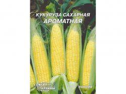 Гігант Кукурудза цукрова Ароматная 20г (10 пачок) ТМСЕМЕНА УКРАИНЫ