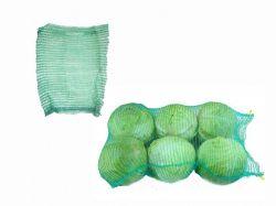 Сітка овочева 30кг 75х45 (100шт) зелена ТМPACKETOFF