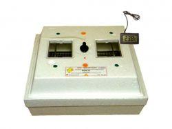 Мініінкубатор ІПМ30 (ц) (70 яєць) з цифр.термометром Лелека 1 ТММІНІЛАЙН