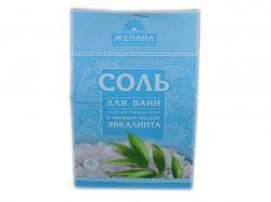 Сіль для ванни 500г (Евкаліпт) ТМЖЕЛАНА