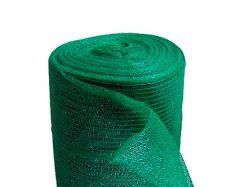 Сітка затінююча 80% затінювання зелена 8 х 50 м ТМAGREEN