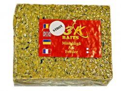 Прикорм «Мамалига» STROT (макуха) 500 гр ТМ3K BAITS