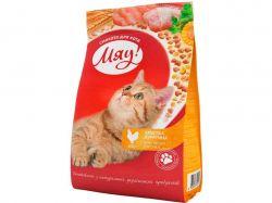 Сухий корм для дорослих котів з куркою 400гр ТММЯУ