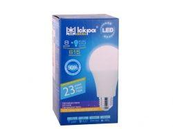 Лампа LED А60 8Вт 4000K Е27 ТМИСКРА