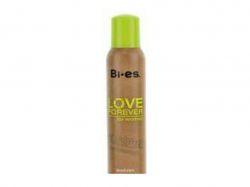 Дезодорант(спрей) жіночий Love Forever green 150 мл ТМBIES