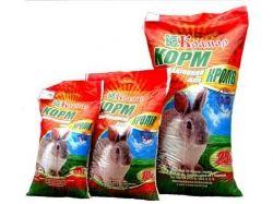 Комбікорм для кролів з трав.мукою (до 150 днів)/гр. КК 941 10кг ТМКРАМАР
