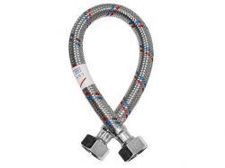 Шланг ВВ для підкл.змішувача,алюм.опл.20 ТМ SD PLUS